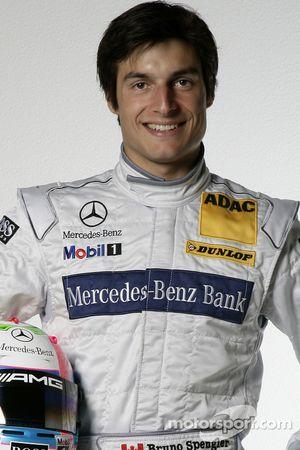 Bruno Spengler, Mercedes-Benz Bank AMG