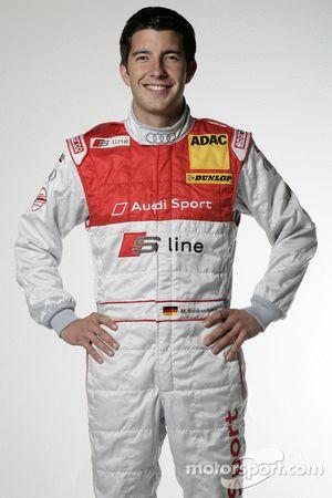 Mike Rockenfeller, Audi Sport Team Rosberg