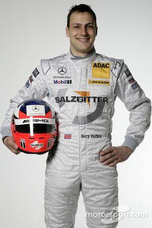 Gary Paffett, Salzgitter AMG Mercedes