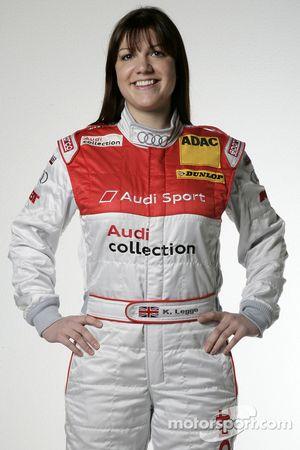 Katherine Legge, Audi Sport Team Abt Lady Power