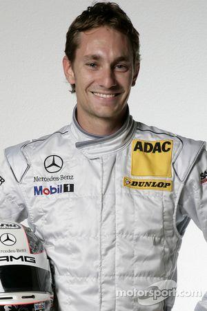 Mathias Lauda, AMG Mercedes