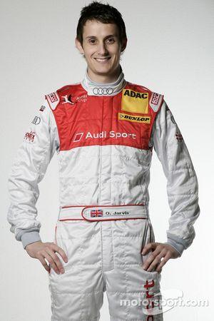 Oliver Jarvis, Audi Sport Team Phoenix