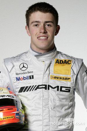 Paul di Resta, AMG Mercedes