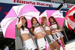 Девушки в Токио