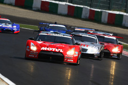 #1 Motul Autech GT-R: Satoshi Motoyama, Benoit Treluyer