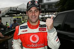 Jamie Whincup wins the Mark Poter Trophy