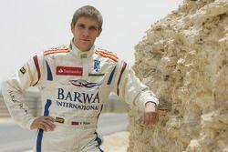 Photo des prétendants au titre du GP2 Asia: Vitaly Petrov