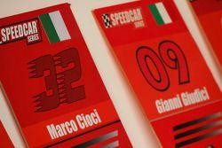 Panneaux de grille de Marco Cioci et Gianni Giudici