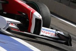 Toyota Racing, detay