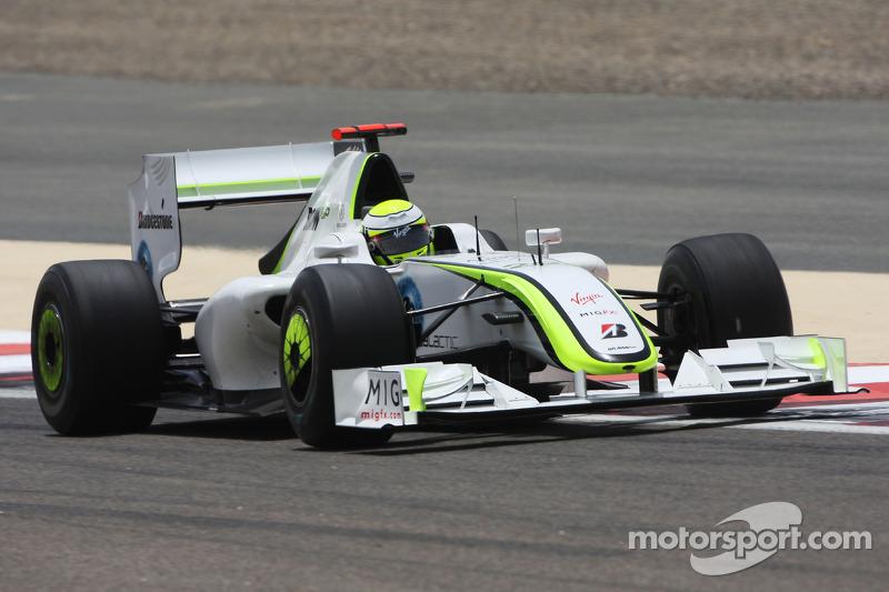 2009 - Jenson Button, Brawn GP