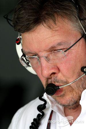 Rory Byrne, Scuderia Ferrari, Design ve Development Danışmanı