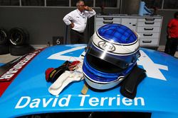 Le casque de David Terrien, Durango