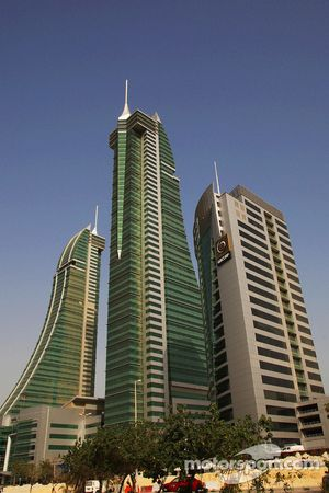 Manama scenery