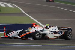 Davide Rigon, Trident Racing et Rudolf Gonzalez, Fisichella Motor Sport International