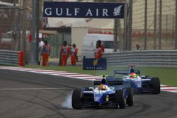 Diego Nunes, Piquet GP and Roldan Rodriguez, Piquet GP