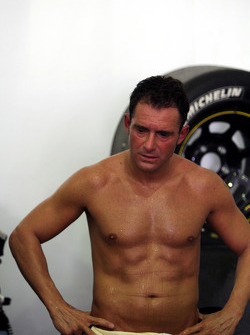 Gianni Morbidelli, Palm Racing