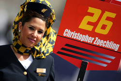 Grid girl de Christopher Zoechling, Continental Circus