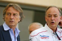 Luca di Montezemolo, Scuderia Ferrari, FIAT Yönetim Kurulu Başkanı ve Başkanı, Ferrari ve John Howet