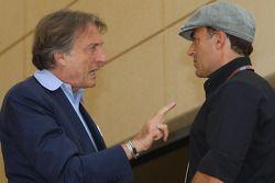 Luca di Montezemolo, Scuderia Ferrari, FIAT Yönetim Kurulu Başkanı ve Başkanı, Ferrari ve Jean Alesi