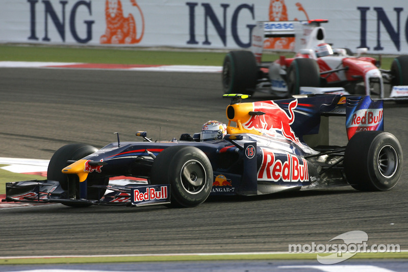 El Red Bull de 2009: 'Kate'