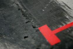 Bridgestone tyre rubber