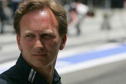 Christian Horner, directeur du Team Arden
