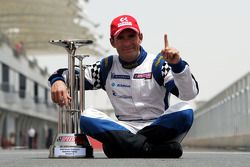 Championship winner Gianni Morbidelli Palm Beach