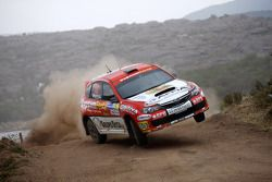 Gabriel Pozzo et Daniel Stillo, Subaru Impreza STI