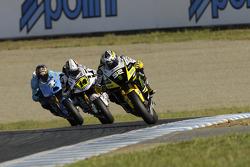 James Toseland, Monster Yamaha Tech 3, Randy De Puniet, LCR Honda MotoGP, Chris Vermeulen, Rizla Suzuki MotoGP