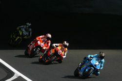Chris Vermeulen, Rizla Suzuki MotoGP, Andrea Dovizioso, Repsol Honda Team
