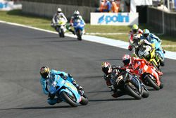 Chris Vermeulen, Rizla Suzuki MotoGP, Marco Melandri, Hayate Racing Team