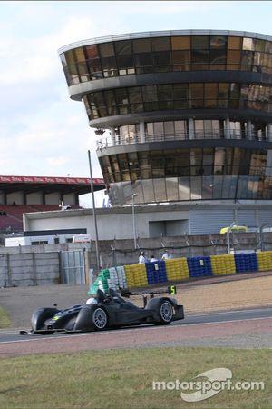 La Boutsen Energy Racing Formula Le Mans 09 N°5 : Jean-Boris Scheier, Pascal Ballay