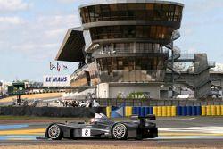 La DAMS Formula Le Mans 09:N°8 Sébastien Le Braz, Fabien Rozier