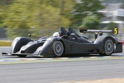 La Boutsen Energy Racing Formula Le Mans 09 N°5: Jean-Boris Scheier, Pascar Ballay