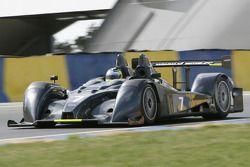 La DAMS Formula Le Mans 09 N°7 : Gavin Cronje, Tom Dillmann