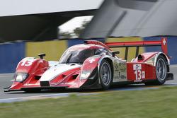 #13 Speedy Racing Team Sebah Lola B08/60 Coupé - Aston Martin: Andrea Belicchi, Nicolas Prost, Neel Jani