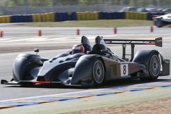 La DAMS Formula Le Mans 09 N°8 : Fabien Rosier, Sébastien Le Braz