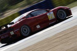La F430 GT N°78 : Don Kinch, Joe Foster, Patrick Dempsey
