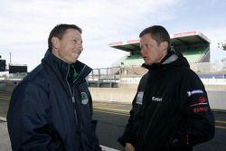 Christophe Tinseau and Emmanuel Collard
