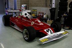 Giancarlo Casoli (I) Ferrari 312 N°12