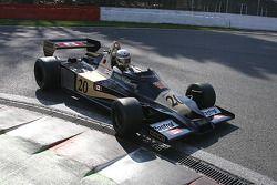 Peter Wuensch (D) Wolf WR1-2 N°20, Hall & Hall (Ancienne monoplace de Jody Scheckter, 1977)