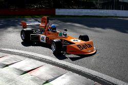 #46 Stefano Rosina (I) March 741-2, F1 Storiche (formerly driven by Vittorio Brambilla, 1974)