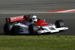 Luciano Quaggia (I) Theodore TR1 N°36, F1 Storiche (1978)