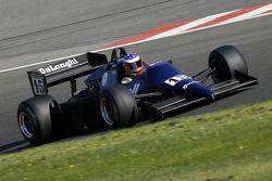 Patrick D'Aubreby (F) Tyrrell 012-6 N°15, Ecurie Griffiths (Anciennement pilotée par Martin Brundle, 1983-84)