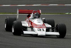 Steve Hartley (GB) Arrows A6-4 N°31, Mirage (1983)