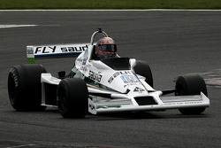 #27 Тони Смит (GB) Williams FW06-4, GF Racing (1978)