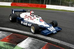 Hubertus Bahlsen (CH) Tyrrell 008 N°4 (1978)