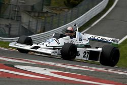 Tony Smith (GB) Williams FW06-4 N°27, GF Racing (1978)