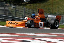#46 Stefano Rosina (I) March 741-2, F1 Storiche (Vittorio Brambilla'nın eski aracı, 1974)