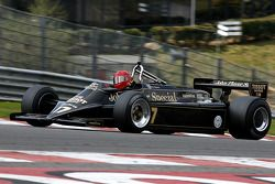 Nico Bindels (L) Lotus 87B N°17, Martin Stretton Racing (1981-82)